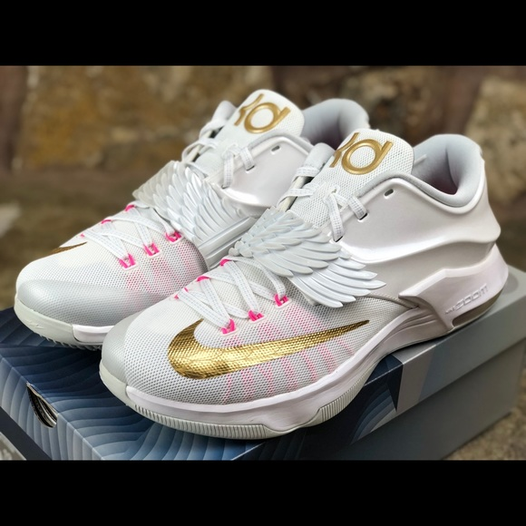 "best service 903a0 1222e Nike KD 7 ""Aunt Pearl"" Mens Size 13 Dead Stock NWT"